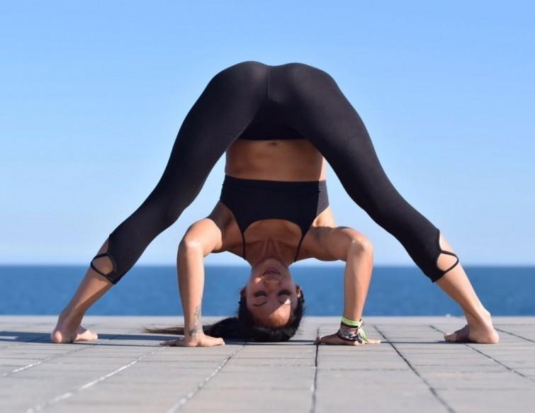 yoga delicias