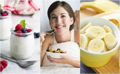 alimentos que si puedes comer en una dieta