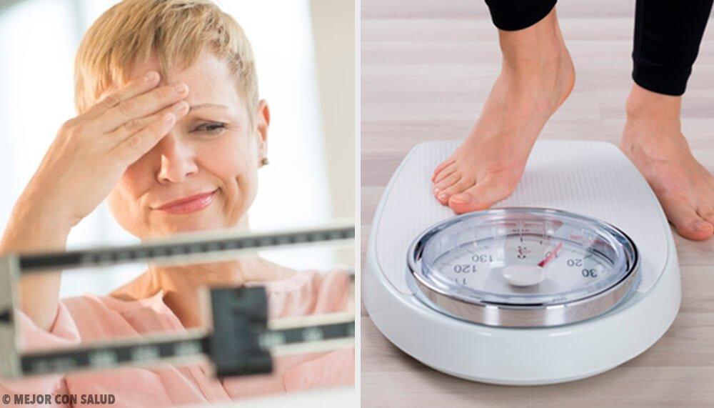 Dieta para la menopausia para adelgazar